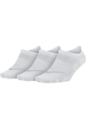 Nike Everyday Plus Lightweight Calcetines de entrenamiento sin puntera (3 pares)