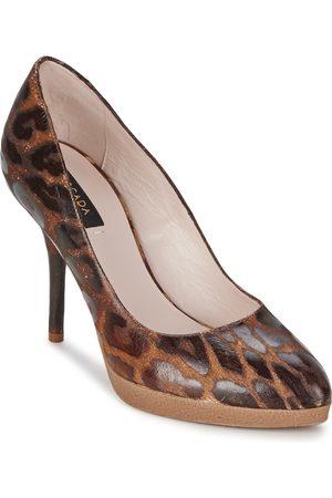 Escada Mujer Tacón - Zapatos de tacón AS701 para mujer