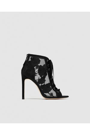 Zara Bordados De ¡compara Mujer Zapatos Ahora 4 Y Compra Productos EqFvt
