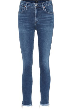 Citizens of Humanity Jeans Rocket Crop skinny