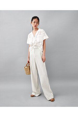 2d9874fa14 Pantalones De Talle Alto de mujer Zara online. ¡Compara 88 productos y  compra!