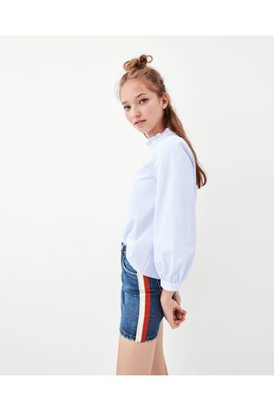 Zara FALDA DENIM AUTHENTIC BANDA LATERAL
