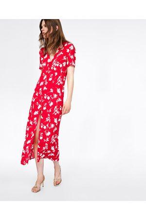 Zara online vestidos largos mujer