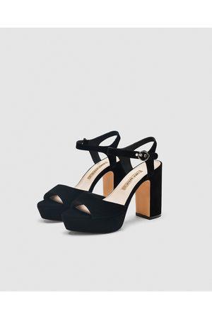 a5d0cf8f Zapatos Con Plataforma de mujer Zara baratas ¡Compara 114 productos ...