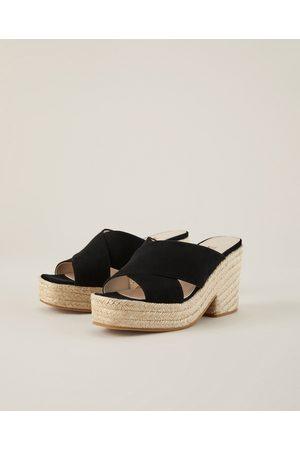 Zapatos Cuñas de mujer Zara outlet online ¡Compara 95 productos y compra  ahora al mejor precio! 6cf43b58b10