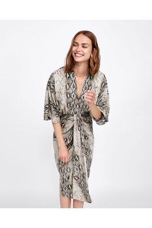 Y Zara Compra De Drapeado 10 Vestidos Ahora ¡compara Mujer Productos A5jqR34L