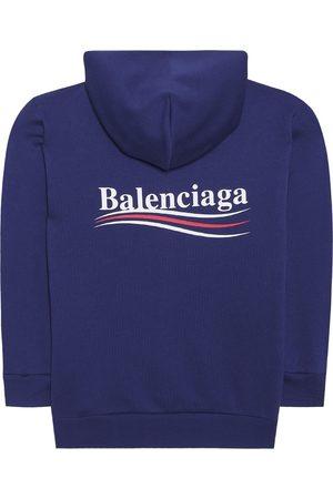 Balenciaga Kids - Sudadera estampada con capucha