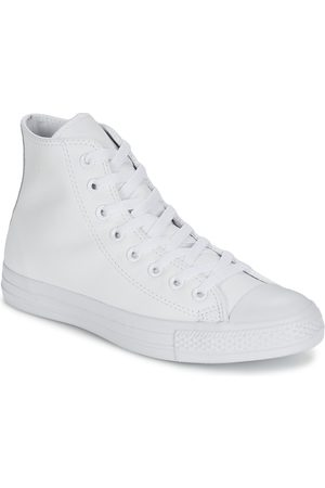 Converse Zapatillas altas ALL STAR MONOCHROME CUIR HI para mujer