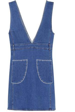 Chloé Vestido de jeans