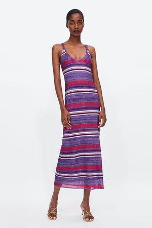 55f6ec7fec8 Vestidos De Punto de mujer Zara barato ¡Compara 155 productos y ...
