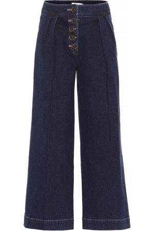REJINA PYO Jeans Brodie flared