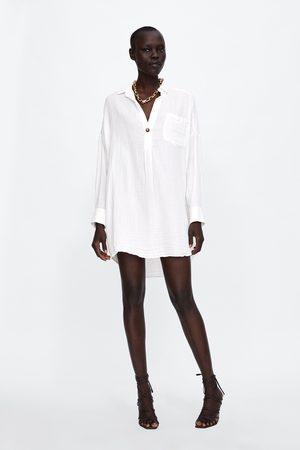 3a9af35089 Blusas Y Túnicas de mujer Zara tiendas online barata ¡Compara 366 ...