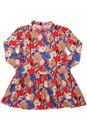 VIVETTA Vestido Camisa De Franela De Viscosa Estampado