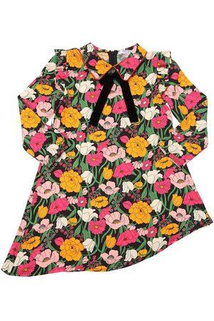 VIVETTA | Niña Vestido Camisa De Franela De Viscosa Estampado 12a
