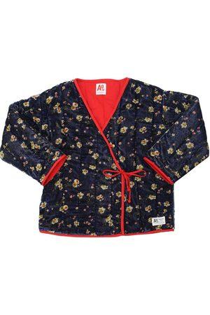 American Outfitters | Niña Chaqueta Estilo Kimono De Terciopelo 8a