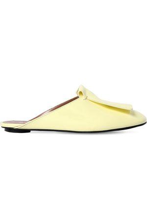 Marni | Mujer Zapatos Mules De Charol 10mm 36