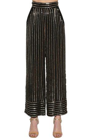 Pantalones Anchos de mujer pantalones anchos cortos ¡Compara 12 ... 3cfb2f8a6b72