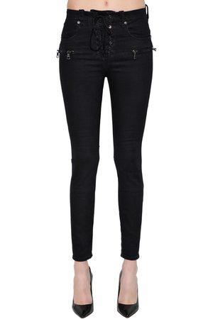 UNRAVEL | Mujer Jeans Skinny De Denim De Algodón 24