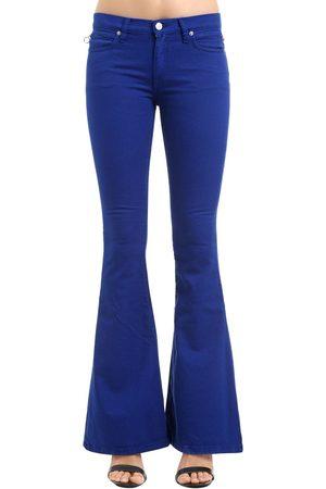 1017 ALYX 9SM | Mujer Jeans Acampanados De Denim De Algodón 26