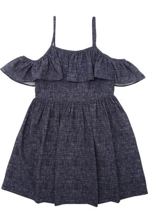 Milly Vestido De Chambray