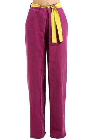AALTO   Mujer Jeans De Denim De Algodón 34