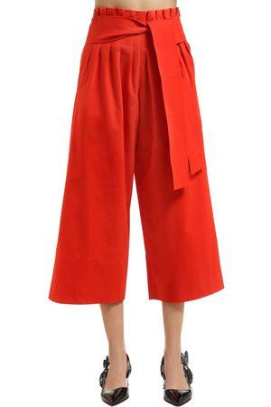 1e3cdce876dd6 Pantalones Anchos de mujer REJINA PYO lazo cintura ¡Compara 1 ...