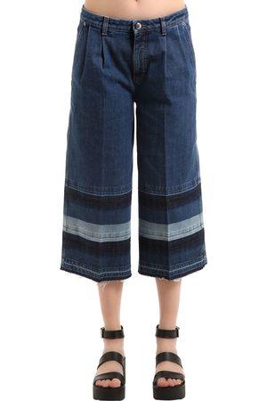 Sonia by Sonia Rykiel | Mujer Jeans De Denim Con Detalle De Rayas 34