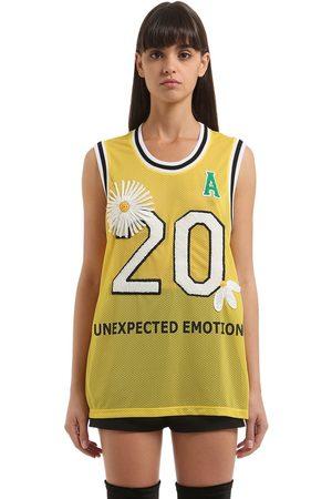 Missoni   Mujer Camiseta De Basket De Malla Lvr Editions S