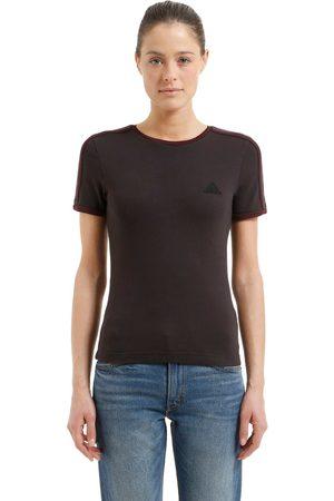 Yeezy   Mujer Camiseta De Jersey De Algodón /burdeos Xs