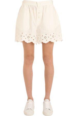 Mujer Pantalones y Leggings - Tommy Hilfiger SHORTS CON DETALLES