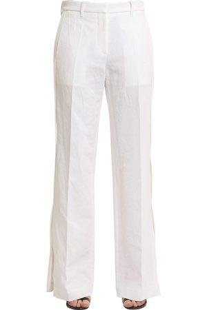 Calvin Klein   Mujer Pantalones De Algodón 40