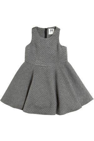 Milly Vestido De Felpa Acolchado