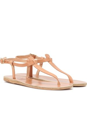 Ancient Greek Sandals Sandalias de piel Lito