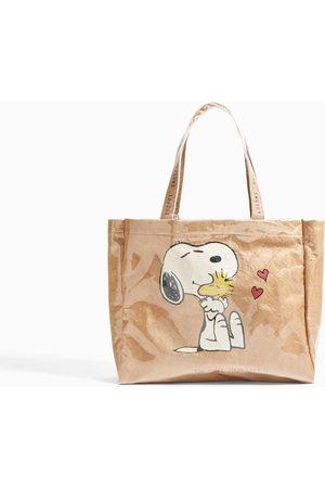 Zara Shopper vinilo snoopy® peanuts