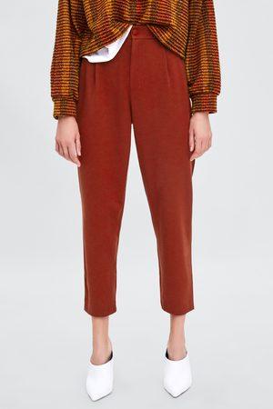 Pantalones Y Zara Productos Tiro 4 De Chinos ¡compara Alto Mujer ArzAvqw