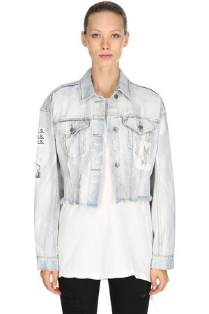 KSUBI Daggerz Jacket Broadcast Denim Jacket