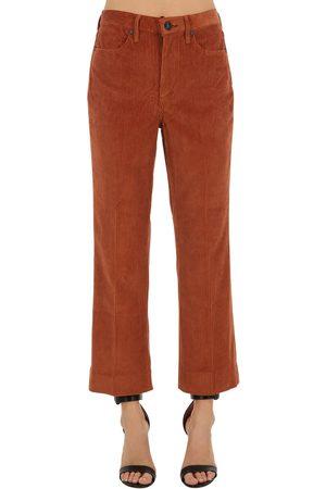 RAG&BONE Dylan Cotton Corduroy Pants