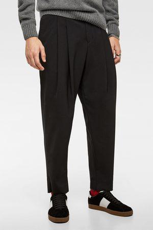 Zara De ¡compara Anchos Pinzas Pantalones Vaqueros 11 Mujer Con qIT6wv 6a7c7471bd78