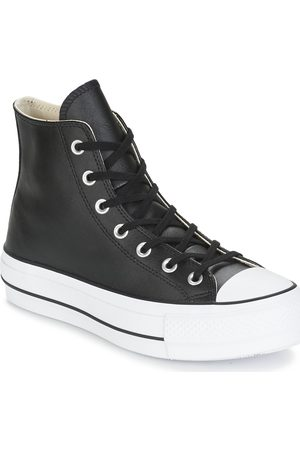 Converse Zapatillas altas CHUCK TAYLOR ALL STAR LIFT CLEAN LEATHER HI para mujer
