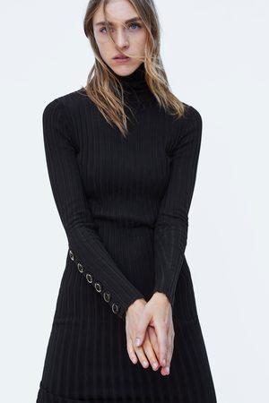 Zara online mujer vestidos fiesta