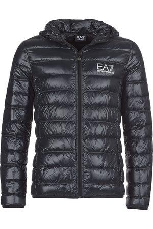 EA7 Hombre Abrigos largos - Abrigo de plumas ANDOURALO para hombre