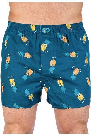 Lousy Livin Ananas Boxershorts azul