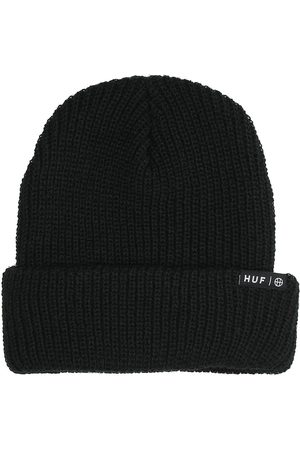 Huf Essentials Usual Beanie negro