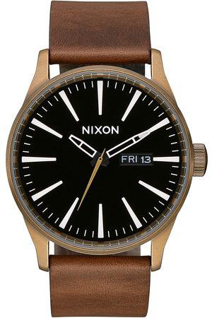 Nixon Relojes - The Sentry Leather