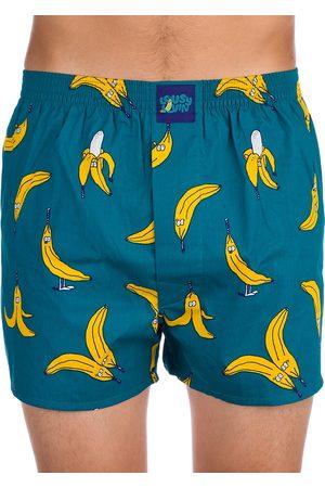 Lousy Livin Bananas Boxershorts azul