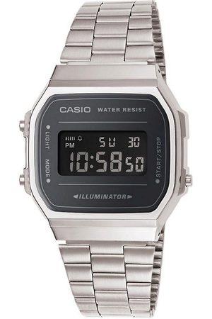 Casio A168WEM-1EF gris
