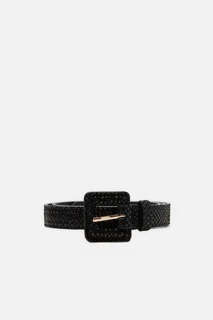 eda3659c3 Baratas  Cinturones Y Tirantes de mujer Zara en Rebajas . ¡Compara ...