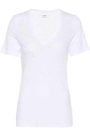 Isabel Marant, Étoile Camiseta de lino Kranger