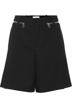 Chloé Shorts de lana