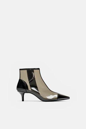 e6124b6dd16fb Zapatos de mujer Zara negros ¡Compara 45 productos y compra ahora al ...